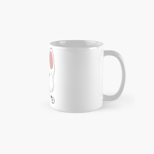 White German Shepherd Classic Mug