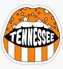 Tennessee Lips Sticker