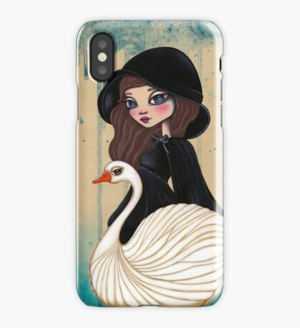 SwanSong iPhone Case