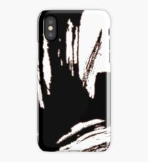 Sumi Strokes iPhone Case