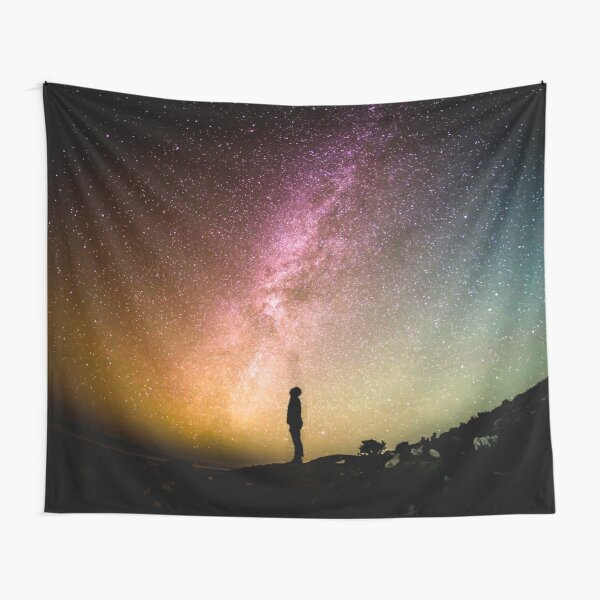 Me against the universe Tapestry