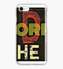 Funny - Today or tomorrow is the day iPhone Case/Skin