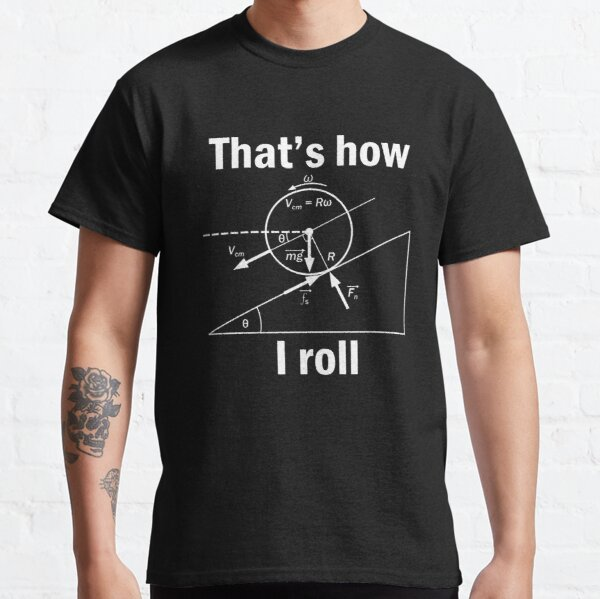 Ciencia divertida: así es como me pongo el regalo de la camiseta Camiseta clásica