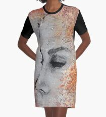 ... to make you happy Graphic T-Shirt Dress