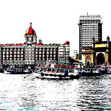 Gateway of India by santoshputhran