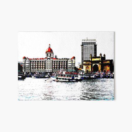 Gateway of India Art Board Print