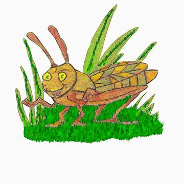 Grasshopper by Mickie