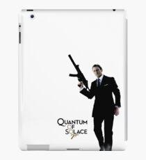 James Bond 007 Quantum of Solace iPad Case/Skin