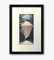 Today's Reality Framed Print