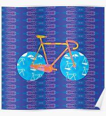 funkY bike Poster