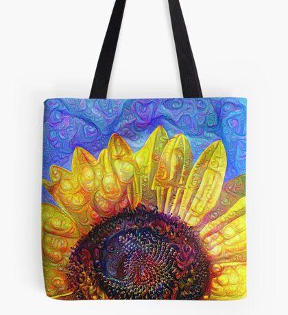 Solar eyelashes Tote Bag