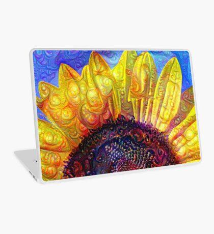 Solar eyelashes Laptop Skin