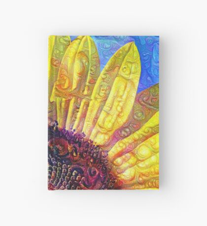 Solar eyelashes Hardcover Journal