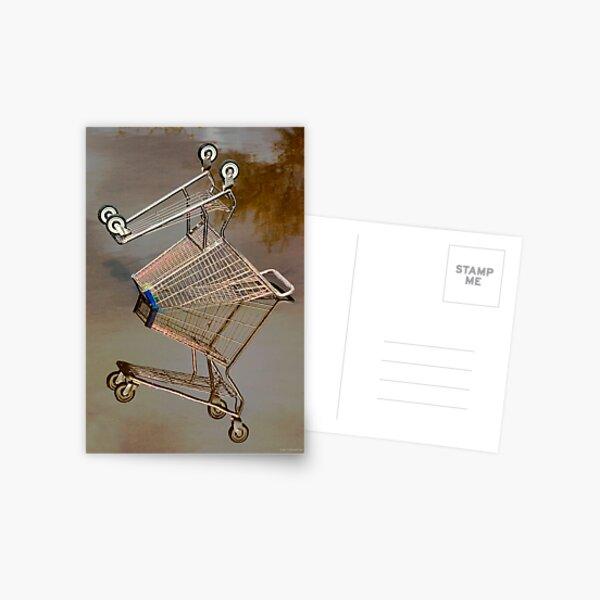 Shopping Spree Postcard