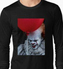 Stephen King It Pennywise Long Sleeve T-Shirt