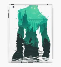 Shadow of the colossus iPad Case/Skin