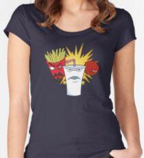 Aqua Teen Hunger Force Women's Fitted Scoop T-Shirt