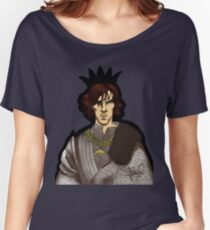 The Hollow Crown - Shakespeare's Richard III (colour) Women's Relaxed Fit T-Shirt