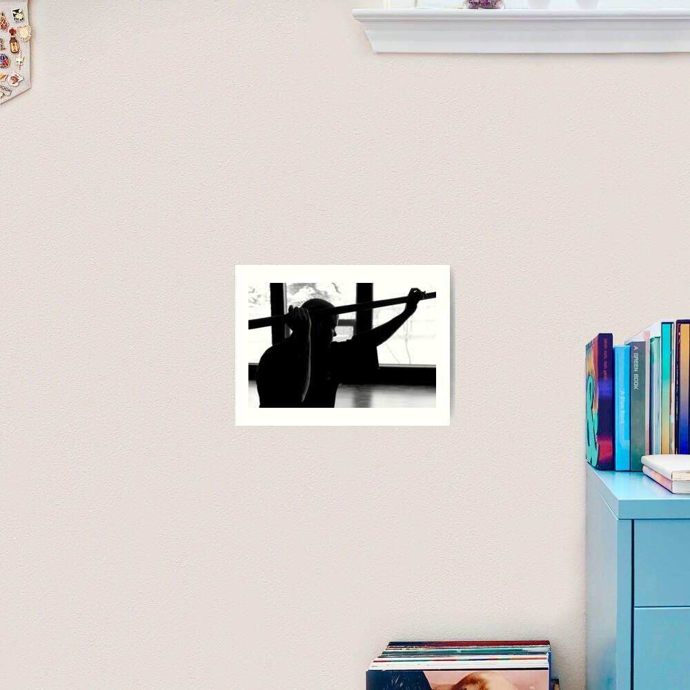 Mushin Art Print