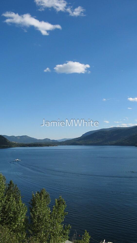 Christina Lake, B.C. Canada by JamieMWhite