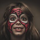 Spidergirl by Randy Turnbow