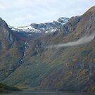 Fjords by KBeyer