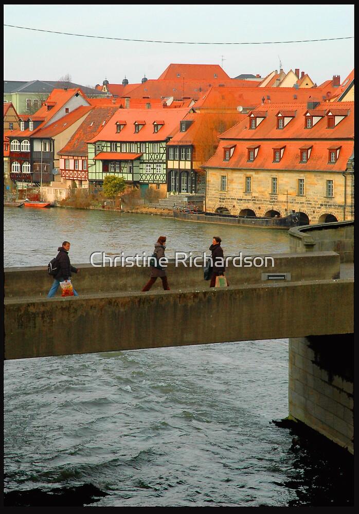 German City of Water by Christine Richardson