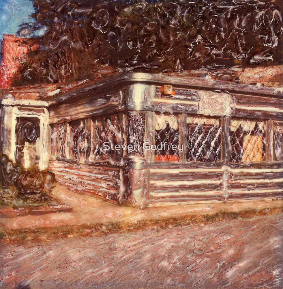 Laverne's Diner by Steven Godfrey