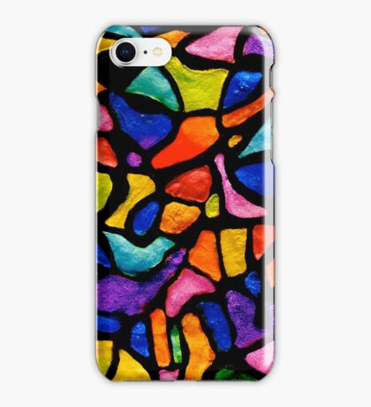 Stained Glass iPhone Case/Skin