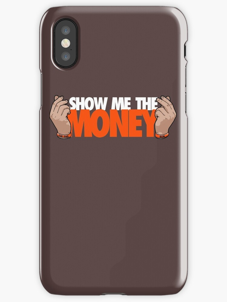 show me iphone 6 quot victrs show me the money quot iphone cases amp covers by 1298