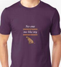 No One Understands Like Rhodesian Ridgeback T-Shirt