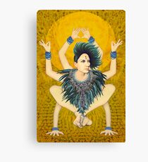 The Dynamo Canvas Print