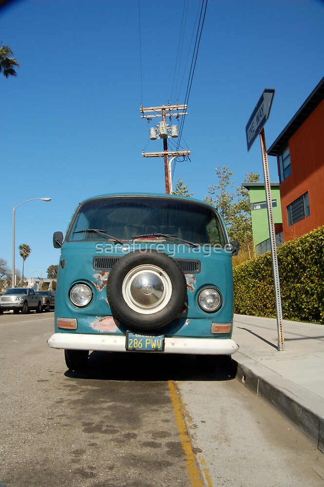 VW in Venice Beach by sarafureymagee