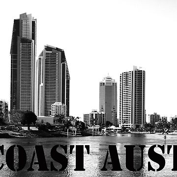 GOLD COAST AUSTRALIA by Bricolage