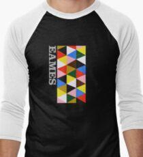 EAMES! Men's Baseball ¾ T-Shirt