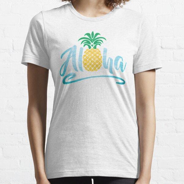 Aloha - Pineapple Essential T-Shirt