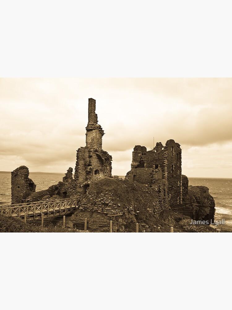 Sinclair Castle by corwin