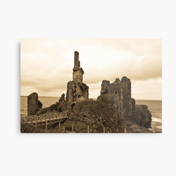 Sinclair Castle Metal Print