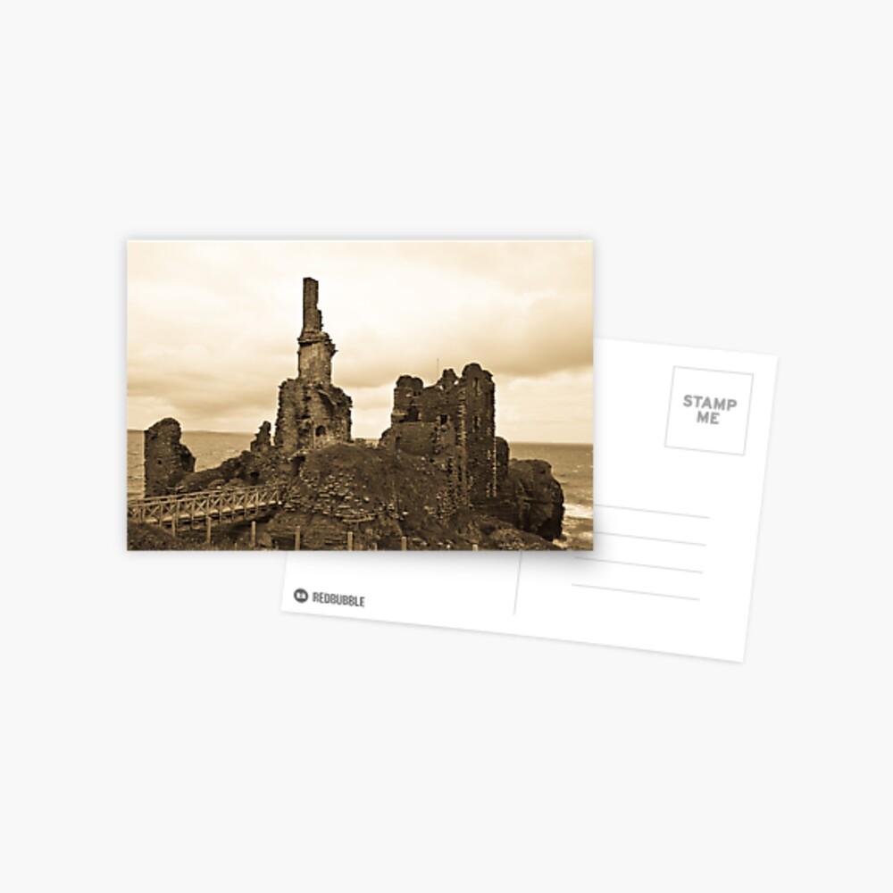 Sinclair Castle Postcard