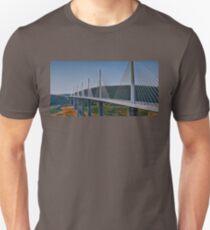 Viaduct du Millau Unisex T-Shirt