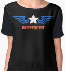 Independence Women's Chiffon Top