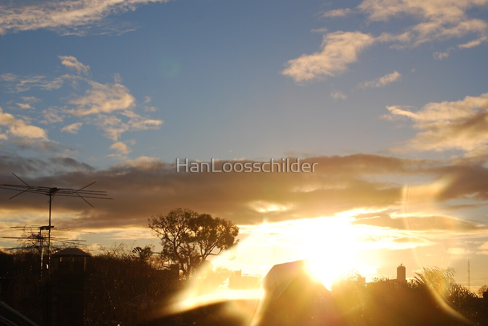 Angel Flare by HanLoosschilder