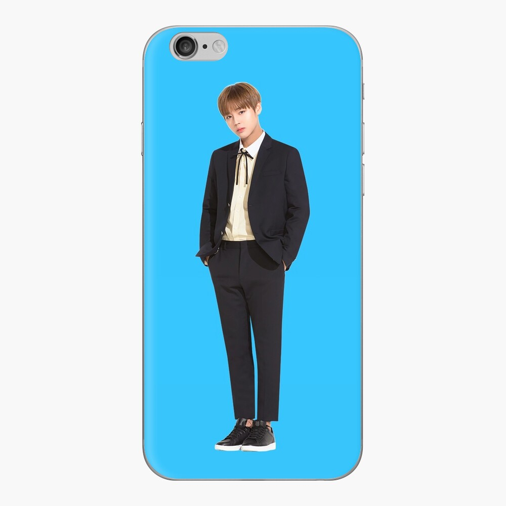 Wanna One x Ivy Club ft. Park Jihoon (공원 지훈) Vinilo para iPhone