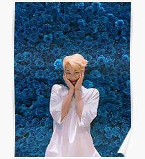Póster BTS - Flores de Namjoon 2