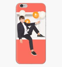 Vinilo o funda para iPhone Wanna One x Ivy Club ft. Park Woojin (공원 우진)