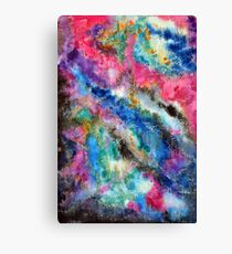 Abstract, Cosmic, Nature inspired  Canvas Print