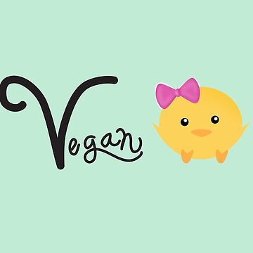 Vegan Chick by lizsere87
