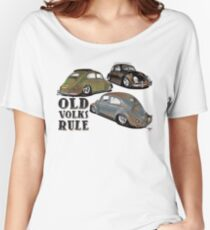 Old Volks Women's Relaxed Fit T-Shirt