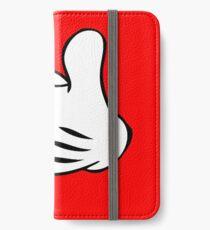 Shaka hand iPhone Wallet/Case/Skin