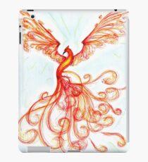 Phoenix rebirth iPad Case/Skin